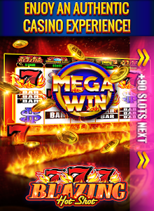 screenshot of Hot Shot Casino - Vegas Slots Games version 3.00.25