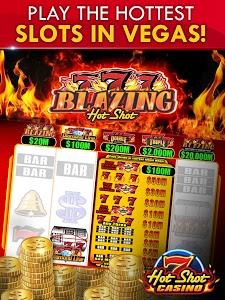 screenshot of Hot Shot Casino Slots™ Free version 1.15