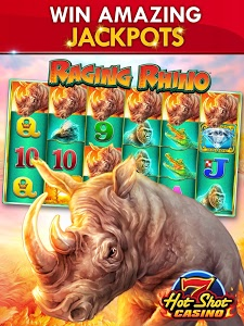 screenshot of Hot Shot Casino Slots Games version 1.18