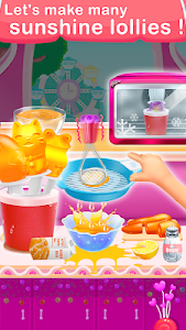 screenshot of Ice Cream Candy Maker version 1.0.7