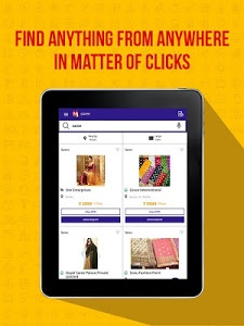 screenshot of IndiaMART : Search, Buy & Sell version 10.4