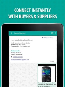 screenshot of IndiaMART: Search Products, Buy, Sell & Trade version 12.2.2
