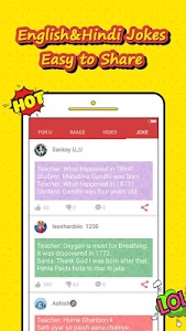 screenshot of Injoy: LOL Gif, Pic, Video version V1.5.1