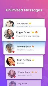 screenshot of InMessage - Chat, meet, dating version 2.9.3