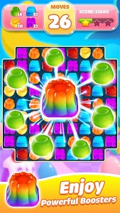 screenshot of Jelly Jam Blast - Match 3 Games & Free Puzzle Game version 1.3.0