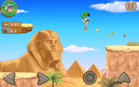 screenshot of Jungle Adventures 2 version 47.0.26.7