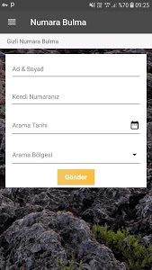 screenshot of Juple (Gizli Numara)Bulma version 3.8.1.3.4