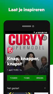screenshot of KPN iTV version 6.3.1.2