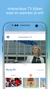 screenshot of KPN Interactieve TV version 5.3.1