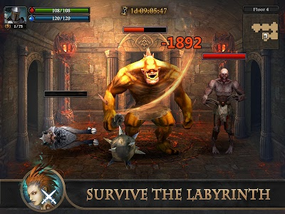screenshot of King of Avalon: Dragon Warfare version 4.4.1