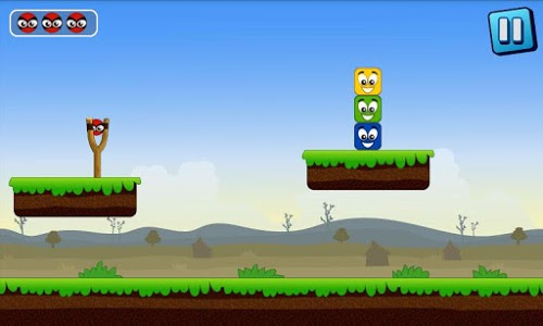 screenshot of Knock Down version 1.5.1