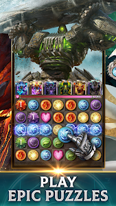 screenshot of Legendary : Game of Heroes version 2.2.3