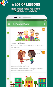 screenshot of Learning English Speaking - VOA version 1.1.7