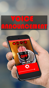 screenshot of Microphone Live , Mic announcement version 3.1