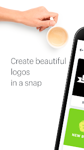 screenshot of Logo Maker: Design & Create version 1.8.5