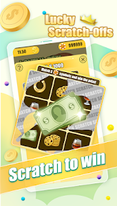 screenshot of Lucky Scratch-Offs version Varies with device