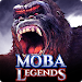 MOBA Legends Kong Skull Island