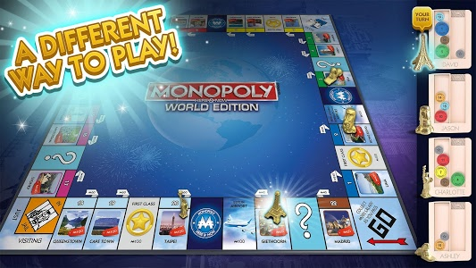 screenshot of MONOPOLY HERE & NOW version 1.2.1