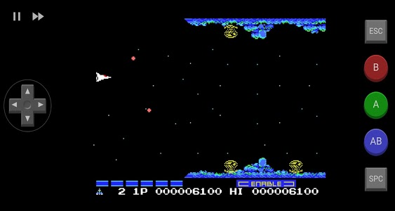screenshot of MSX Best Games version 1.3