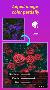 screenshot of Magic Blur - Pro Photo Editor version 1.3.5