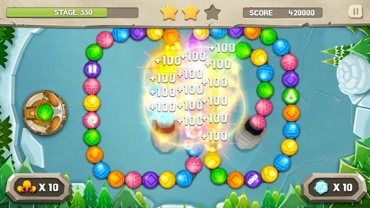 screenshot of Marble Mission version 1.2.9