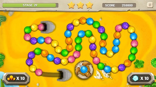 screenshot of Marble Mission version 1.1.7