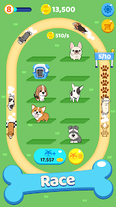 screenshot of Merge Dogs version 1.6