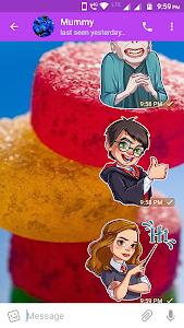 screenshot of Messenger 2019 version 4.2.3