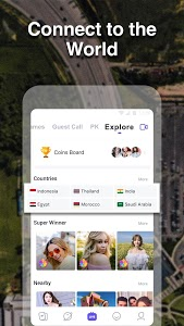 screenshot of MICO Chat: Live Streaming & Meet New People version 5.7.8.2
