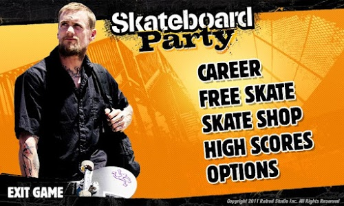 screenshot of Mike V: Skateboard Party version Varies with device