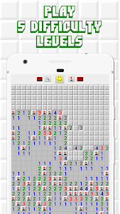 screenshot of Minesweeper for Android - Free Mines Landmine Game version Varies with device