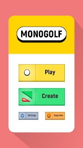 screenshot of Monogolf version 3.4.6