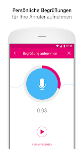 screenshot of Voicemail version 4.1.0_42