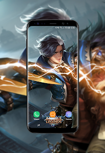 screenshot of Mobile Legends Wallpaper version 6.0