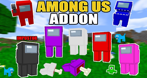Download Mod Among Us Map For Minecraft Pe 2 0 Apk Downloadapk Net