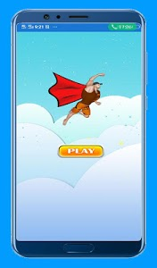 screenshot of Modern Bheem Flying Game version 3.0
