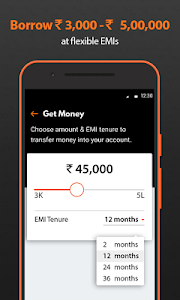 screenshot of Instant Personal Loan, Credit Card - MoneyTap version 2.7.0
