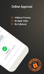 screenshot of MoneyTap - Instant Personal Loan, Credit Card version 2.7.1
