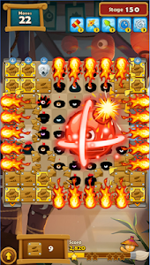 screenshot of Monster Busters: Link Flash version 1.2.3
