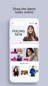 screenshot of Very: Fashion, Trend & Style version 2.5.1