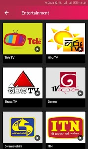 screenshot of Dialog MyTV - Live Mobile Tv version 30