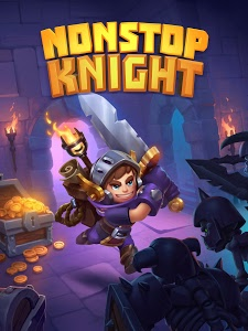 screenshot of Nonstop Knight - Idle RPG version 2.9.2