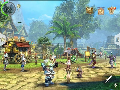 screenshot of Order & Chaos 2: Redemption version 1.5.0p