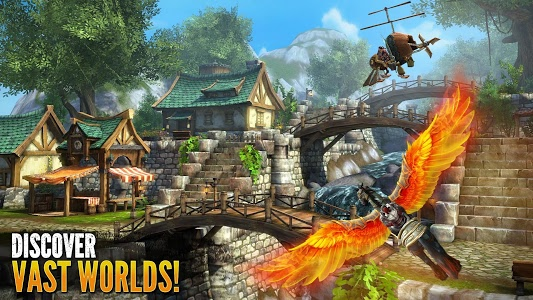 screenshot of Order & Chaos 2: 3D MMO RPG version 3.1.3a