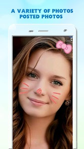 screenshot of Owl Camera: Find Your Beauty version 1.0.7