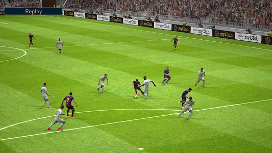 screenshot of PES 2019 PRO EVOLUTION SOCCER version 3.1.1