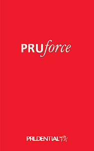 screenshot of PRUforce version 3.0.4