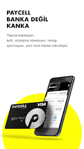 screenshot of Paycell version 2.6.2