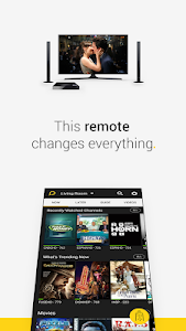 screenshot of Peel Smart Remote and TV Guide version 10.8.0.0