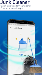 screenshot of Super Speed Cleaner: Virus Cleaner, Phone Cleaner version 1.4.8